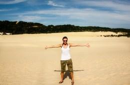 Australia Fraser Island Cover Photo