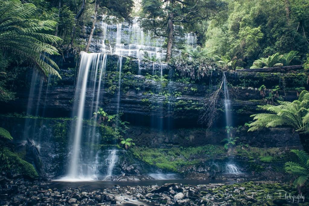 Russell Falls, Mt Field National Park, Tasmania