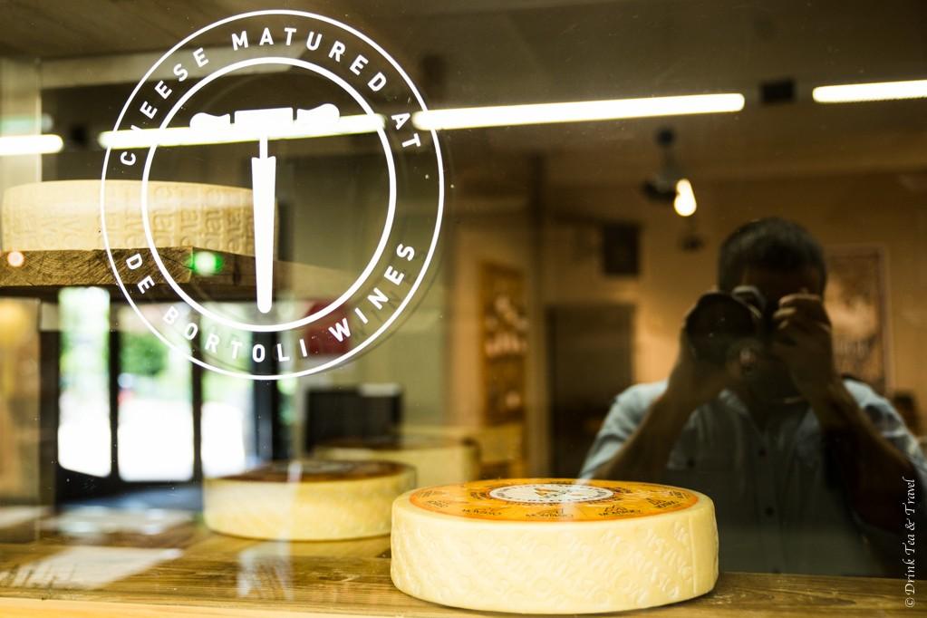 De Bortoli Winery: perfect cheese and wine pairing