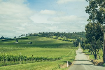 Australia Yarra Valley Cover Photo