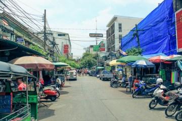 Bangkok City Guide. Cover Photo