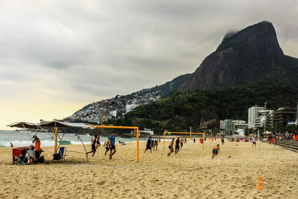 Leblon Beach, Rio de Janeiro