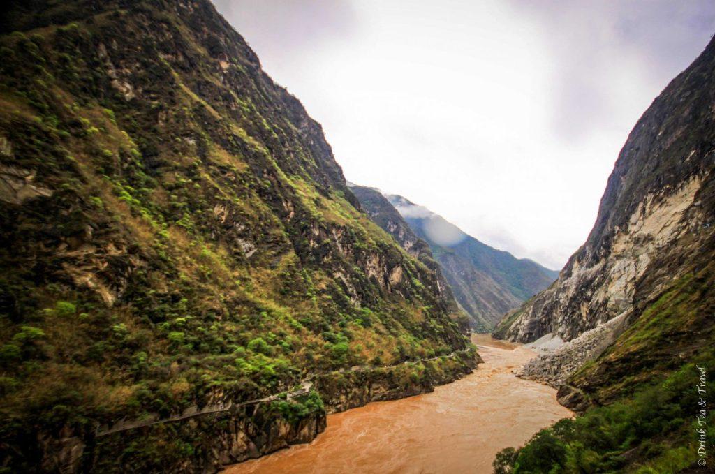 Tiger Leaping Gorge, Yunnan, China