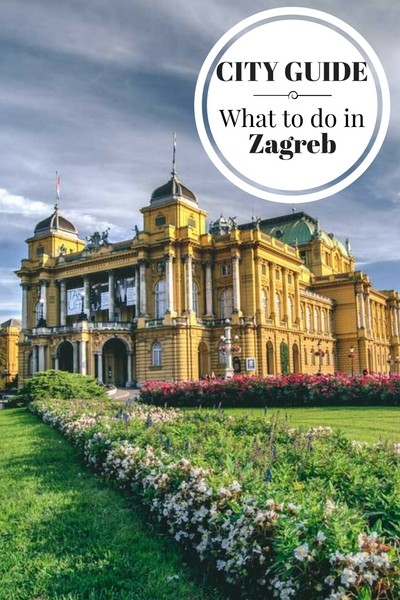 Zagreb wasn't a destination high on our bucket list or one we knew much about. But a few days in this beautiful city had us hooked. Zagreb definitely has all the ingredients for the perfect European city break.