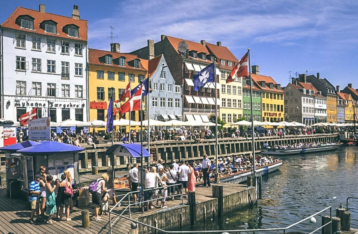 Summer in Copenhagen. Photo by Joao Alves via Flickr CC