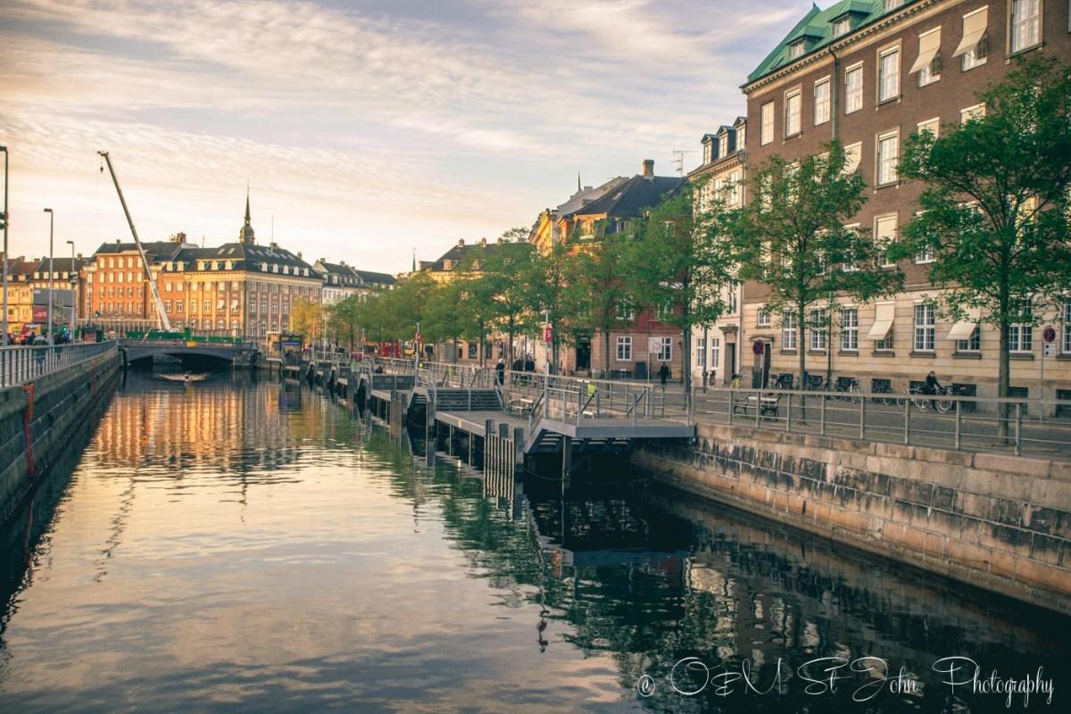 Beautiful Copenhagen. Denmark