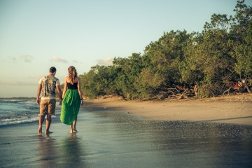Our Wedding Location. Playa Lagartillo, Guanacaste. Costa Rica