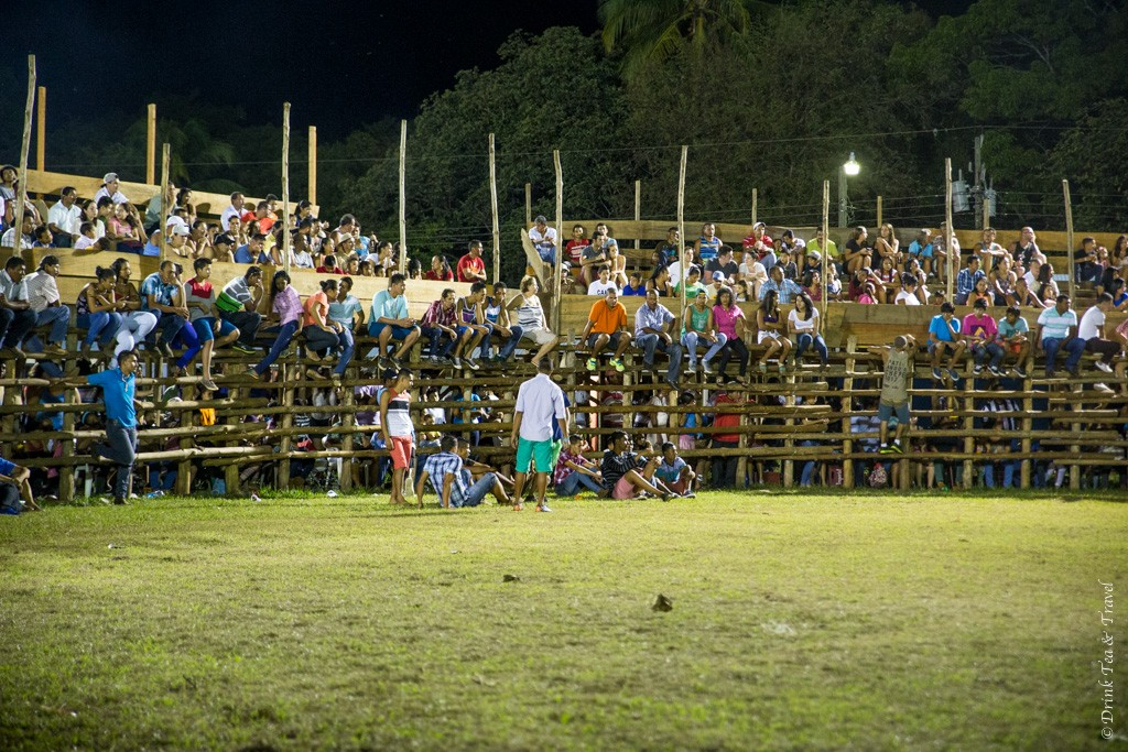 The locals have gathered for one of their local fiesta! Guanacaste. Costa Rica