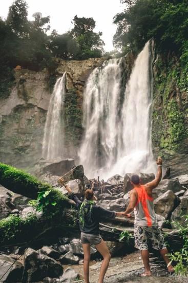 Costa Rica Nauyaca Waterfalls O&M-9115
