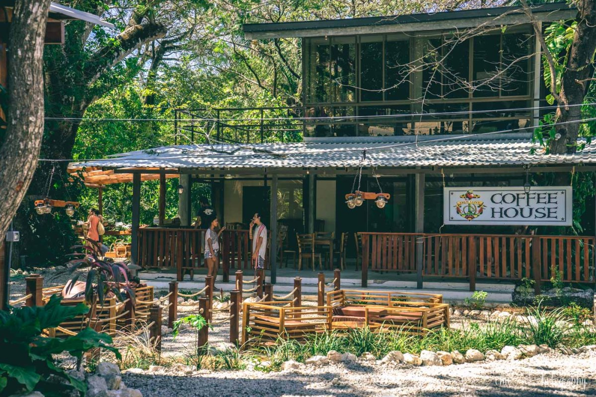 Nosara Coffee House, Playa Guiones, Costa Rica