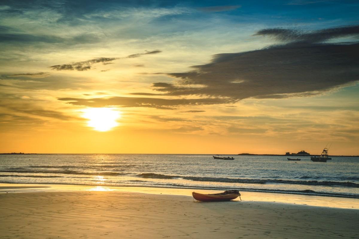 Sunset in Tamarindo, Guanacaste
