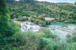 Krka National Park, Central Croatia