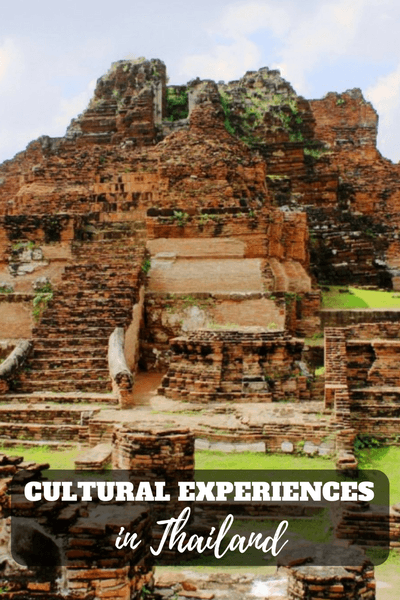 It is becoming harder and harder to find authentic cultural experiences in Thailand, but luckily there is still plenty of authentic Thailand left to explore