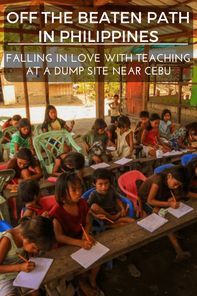 I have always enjoyed volunteering, so when I came across an opportunity to experience teaching in Philippines, I jumped on it without hesitation.