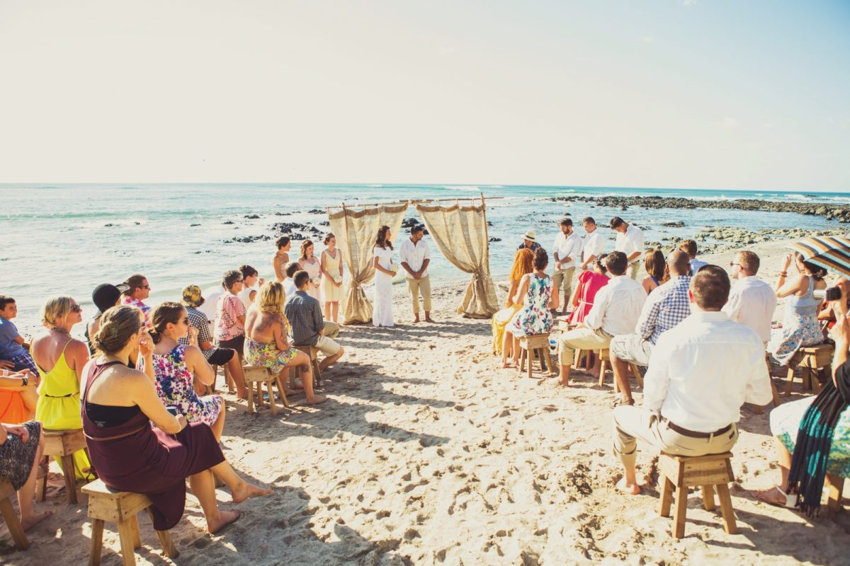 Max & Oksana Wedding. Costa Rica