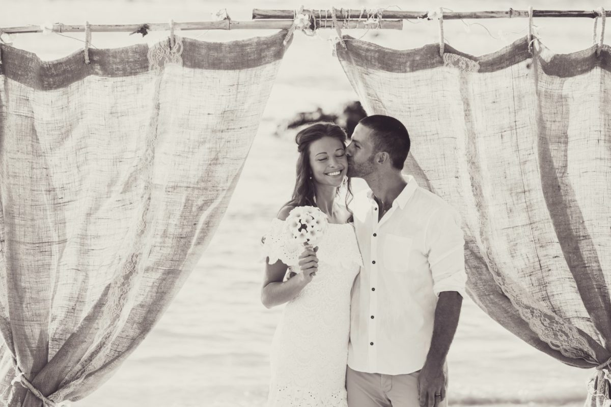 Max and Oksana Just married! Wedding. Lagartillo. Costa Rica