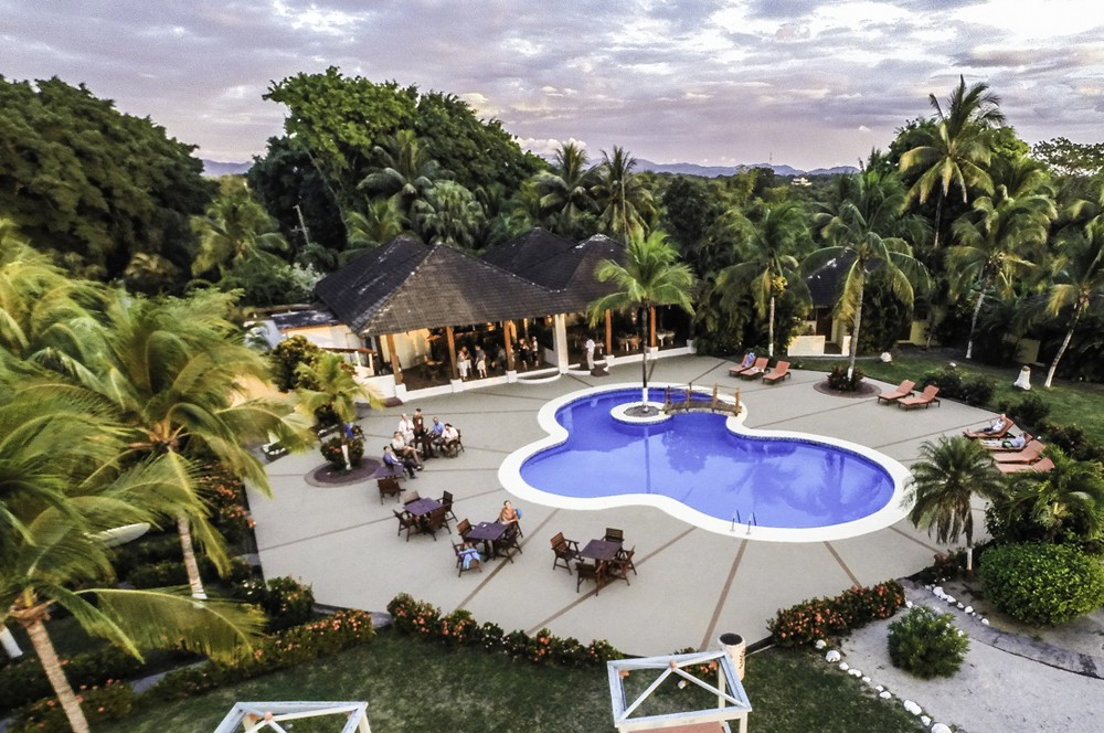 Hotel Iguanazul, a small hotel in Guanacaste that we briefly considered for our wedding