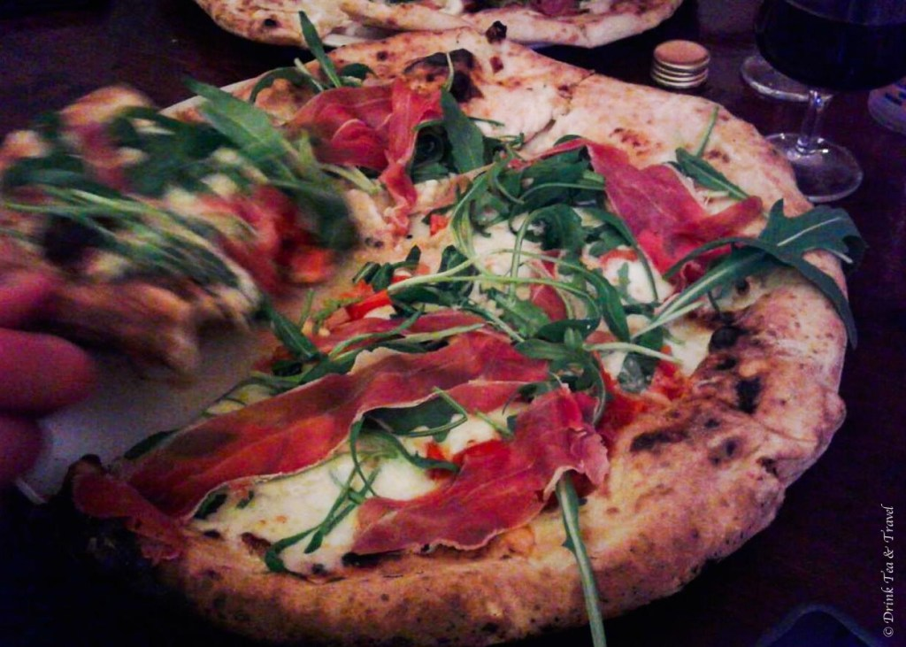 Authentic Italian Pizza in Naples, Amalfi Coast, Italy