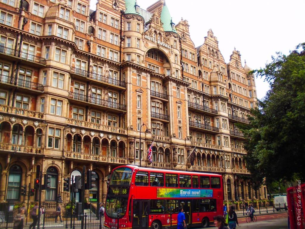 Broomsbury Hotel. London