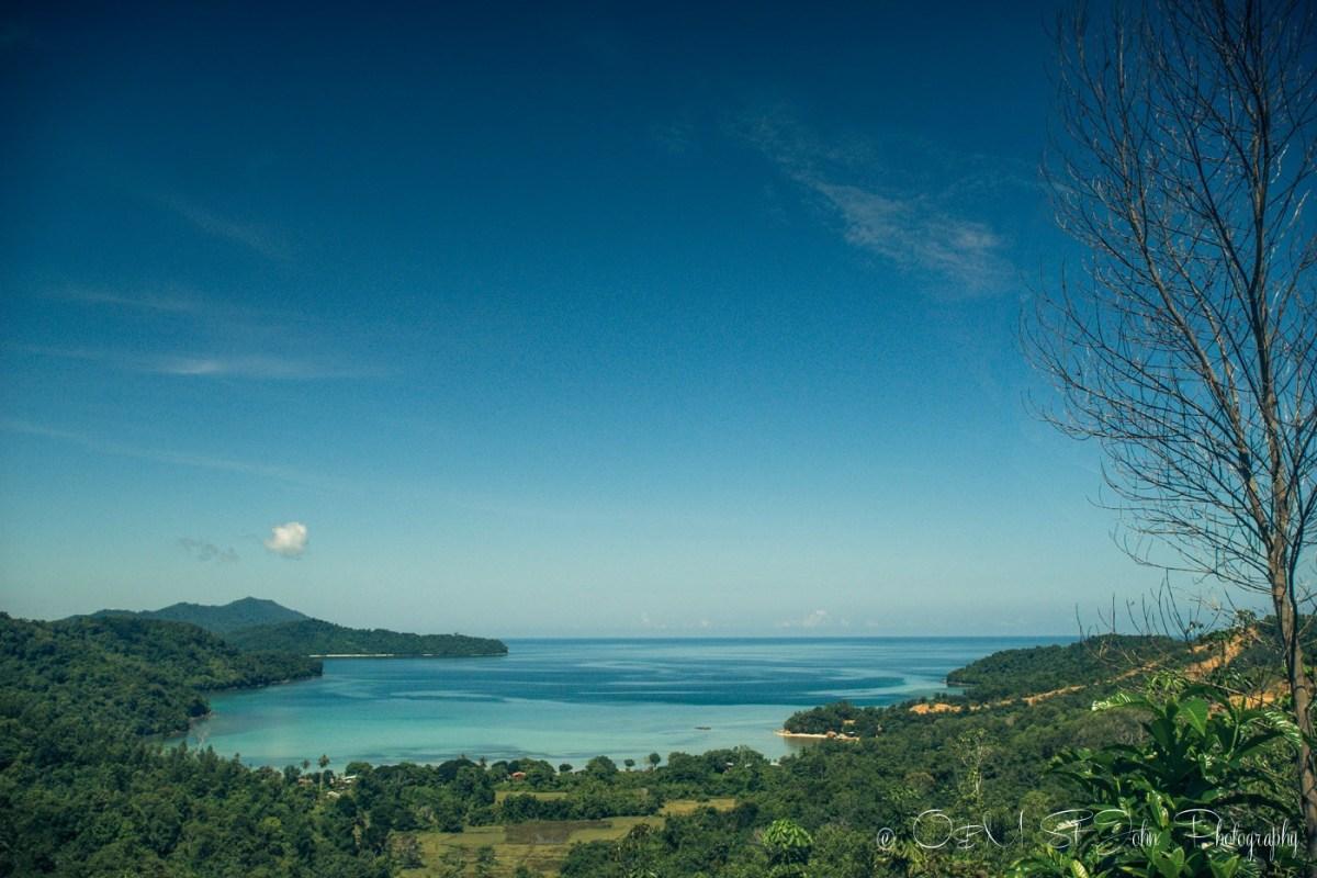 En route to Mañana. Sabah. Malaysia