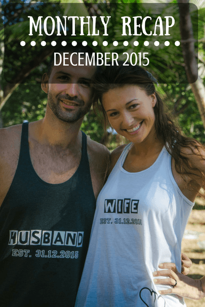 Monthly Recap : December 2015