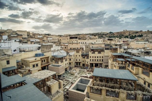 Morocco Fes-0811
