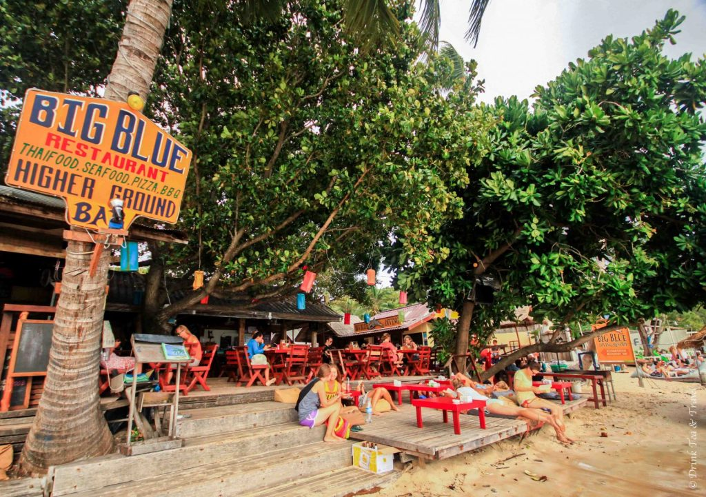 Big Blue Diving, Koh Tao, Thailand