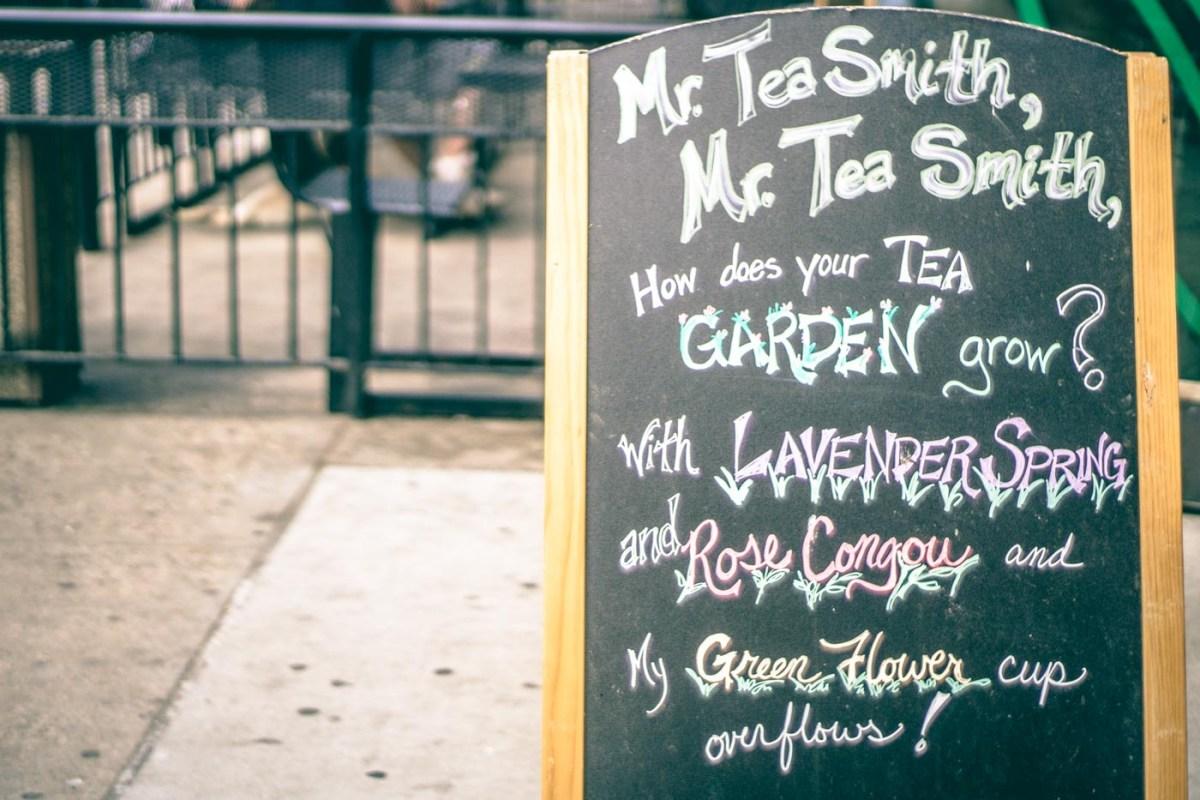 The Tea Smith, Omaha, Nebraska, USA