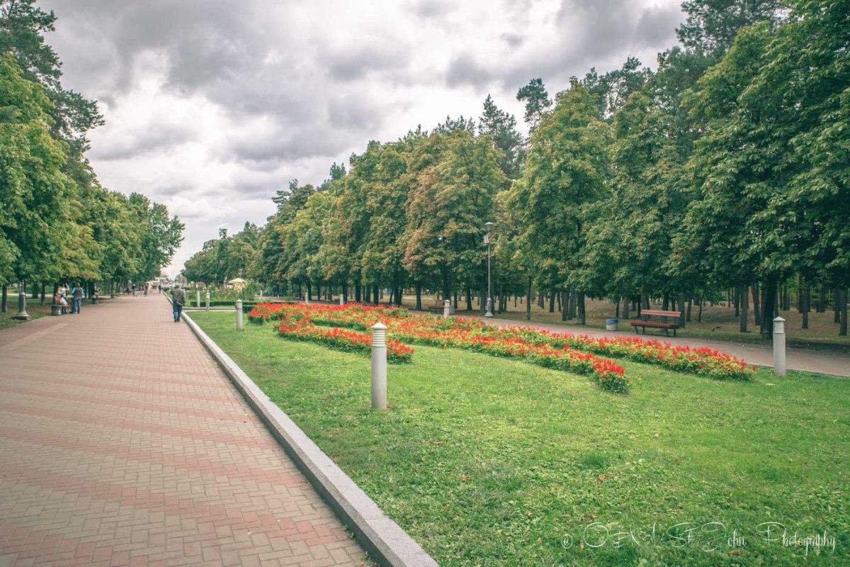 Victory Park, Kiev, Ukraine