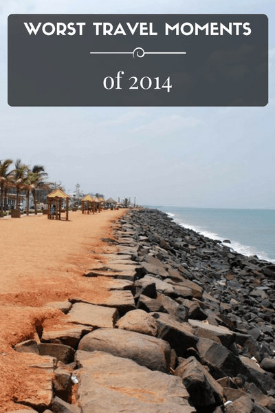 The truth is, travel isn't always a joyful ride full of awe-inspiring moments. Sometimes travel really sucks! Here are my worst travel moments of 2014.