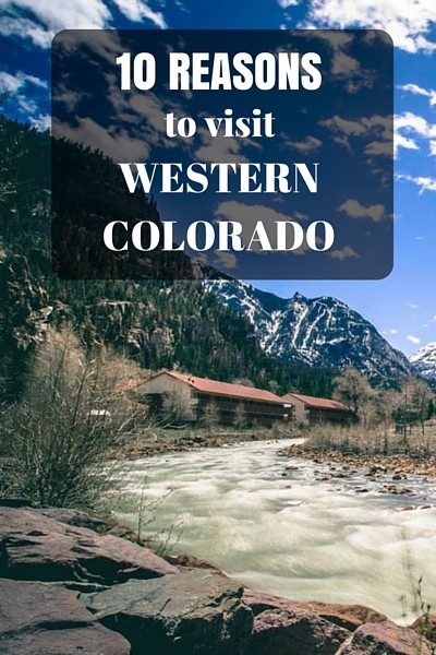 We spent a week traversing through Western Colorado, making our way from Denver to Grand Junction and then south towards Durango. Here are just a few of the highlights we discovered in the region.