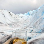 4Feb14 Day91 - Whiskey on Glacial Ice
