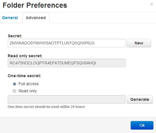 BittorrentSync_Preferencias