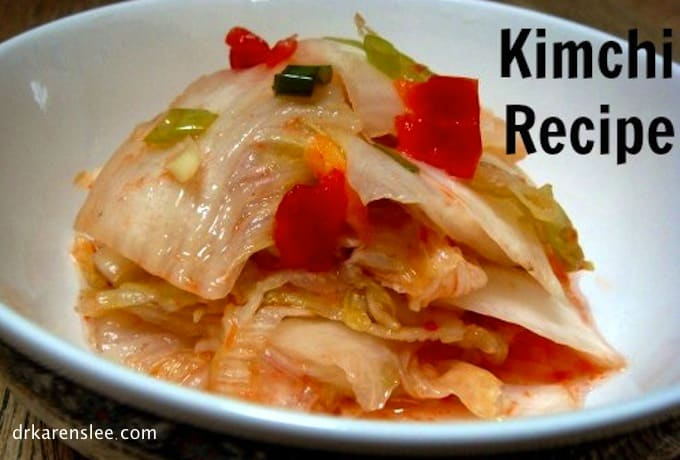 authentic kimchi recipe
