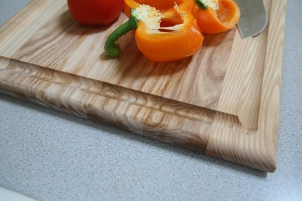 Ash Cutting Board from Newberry