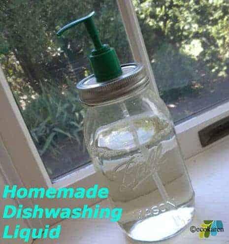 homemade dishwashing liquid ecokaren