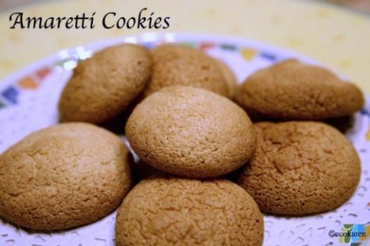 Amaretti-Cookies ecokaren