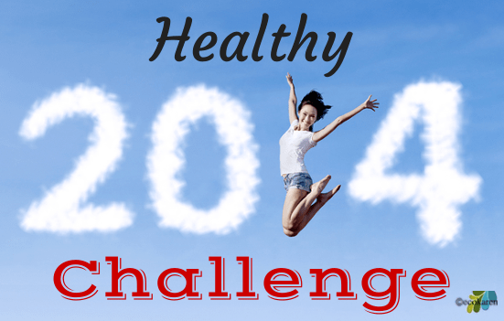 Healthy 2014 Challenge