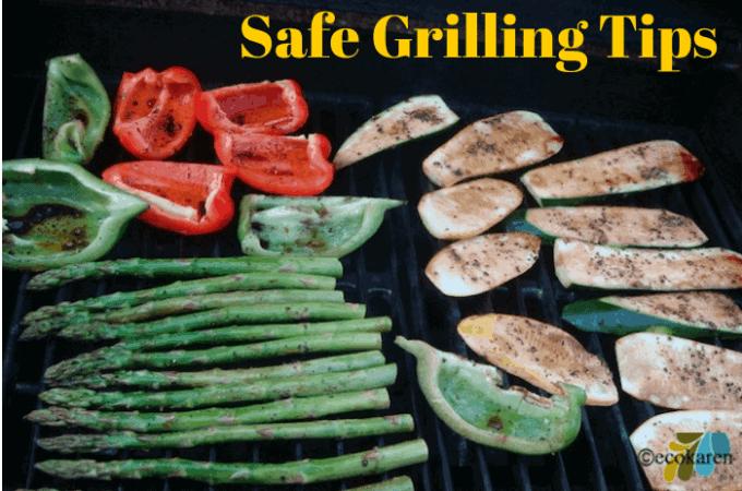 Safe Grilling Tips