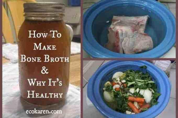 Homemade Bone Broth by ecokaren