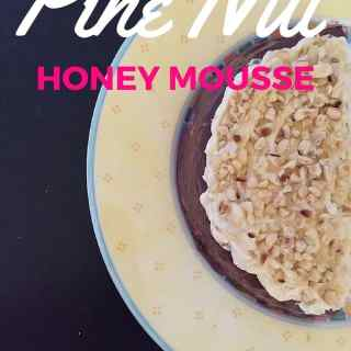 Pine Nut Honey Mousse - featured image