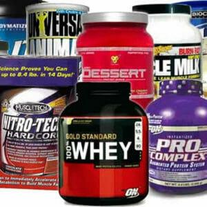 Supplements-Variety