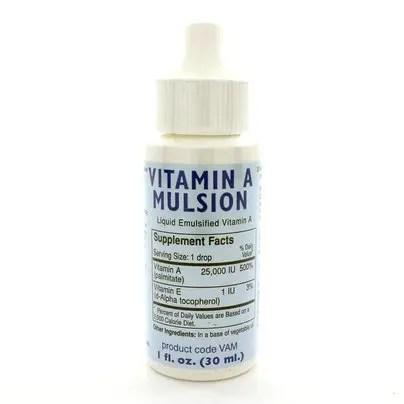 Vitamin A Mulsion