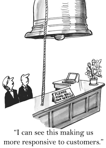 Finding your career goals can be difficult if you are a people pleaser   Washington DC   cartoon