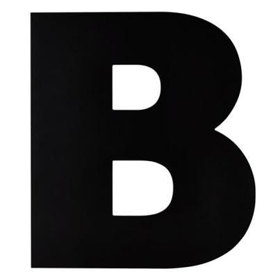 Letter B - Dr. Odd