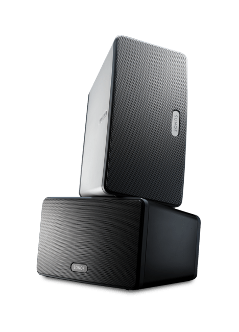 sonos play3 stacked