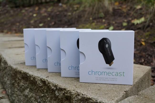 chromecast contest
