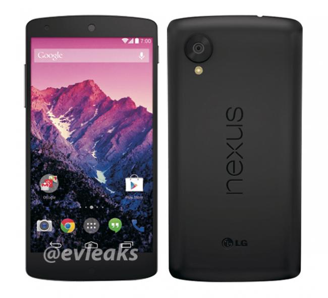 nexus 5 black
