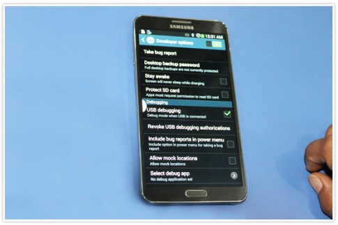 Cara Root Smartphone Galaxy Note 3 SM N900
