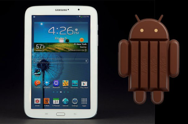 How to Update Galaxy Note 8.0 GT-N5100 to 4.4.2 Kitkat Official